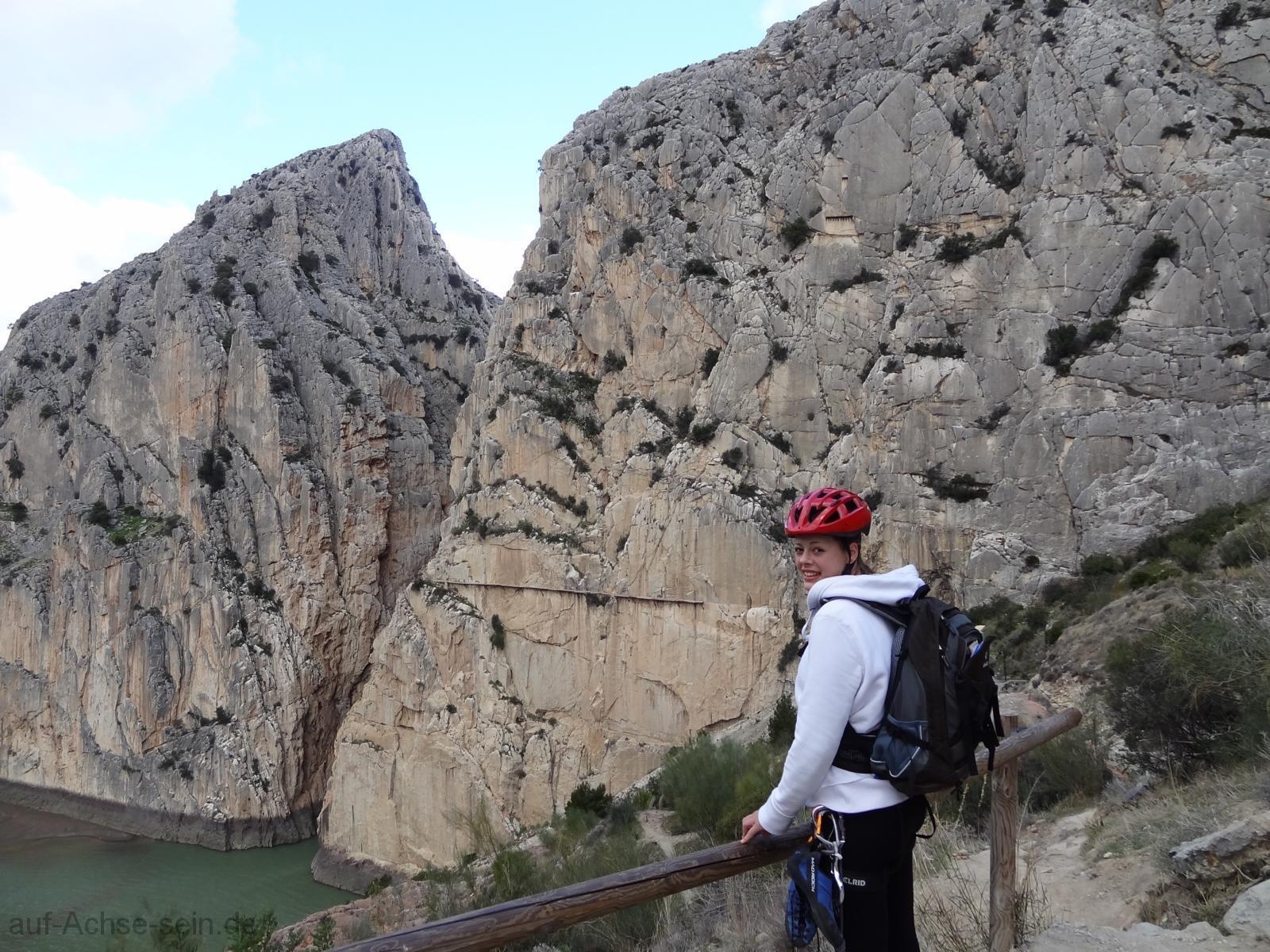 Spanien, El Chorro