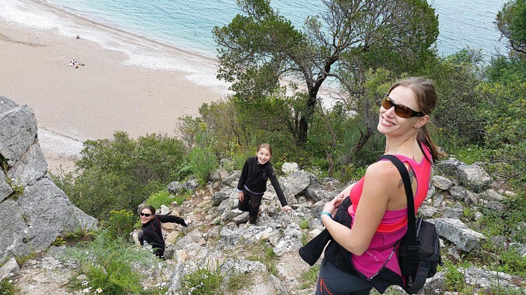 Antalya, Türkei, klettern