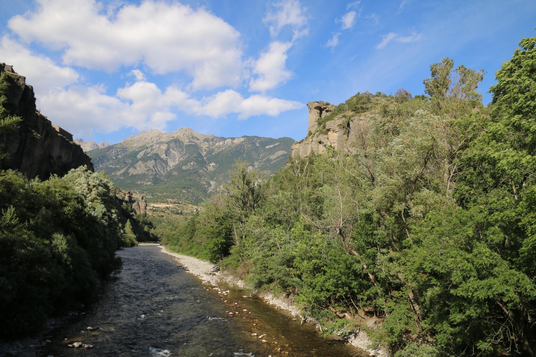 Klettern Mont-Dauphin Briançon 01