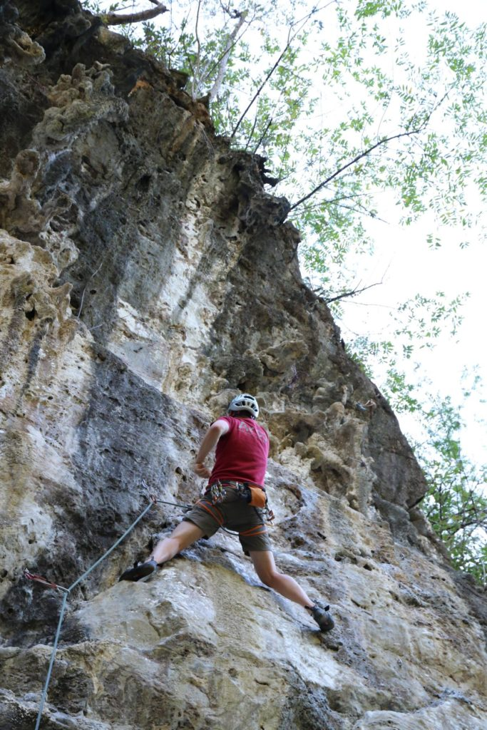 Laos 2016 2017 Klettern 18