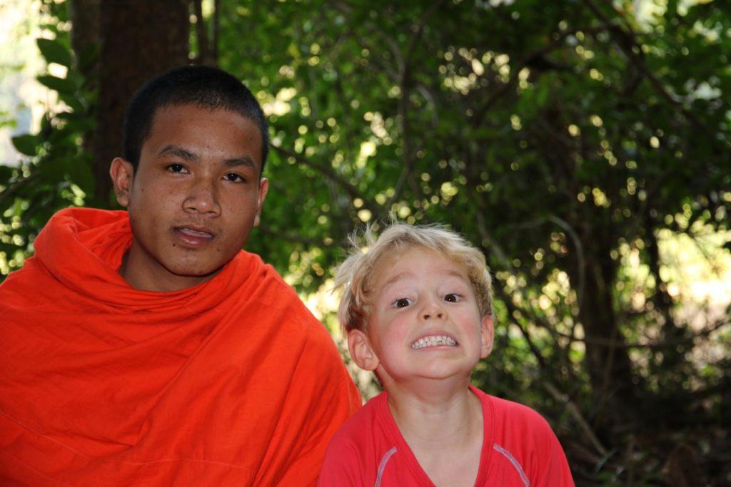 Tim und der Mönch