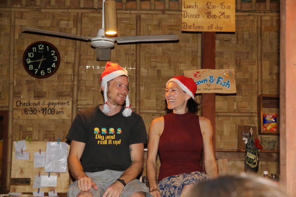 Weihnachten in der Kneebar