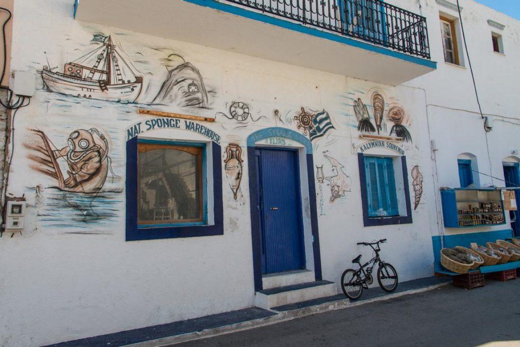 Kalymnos, Griechenland
