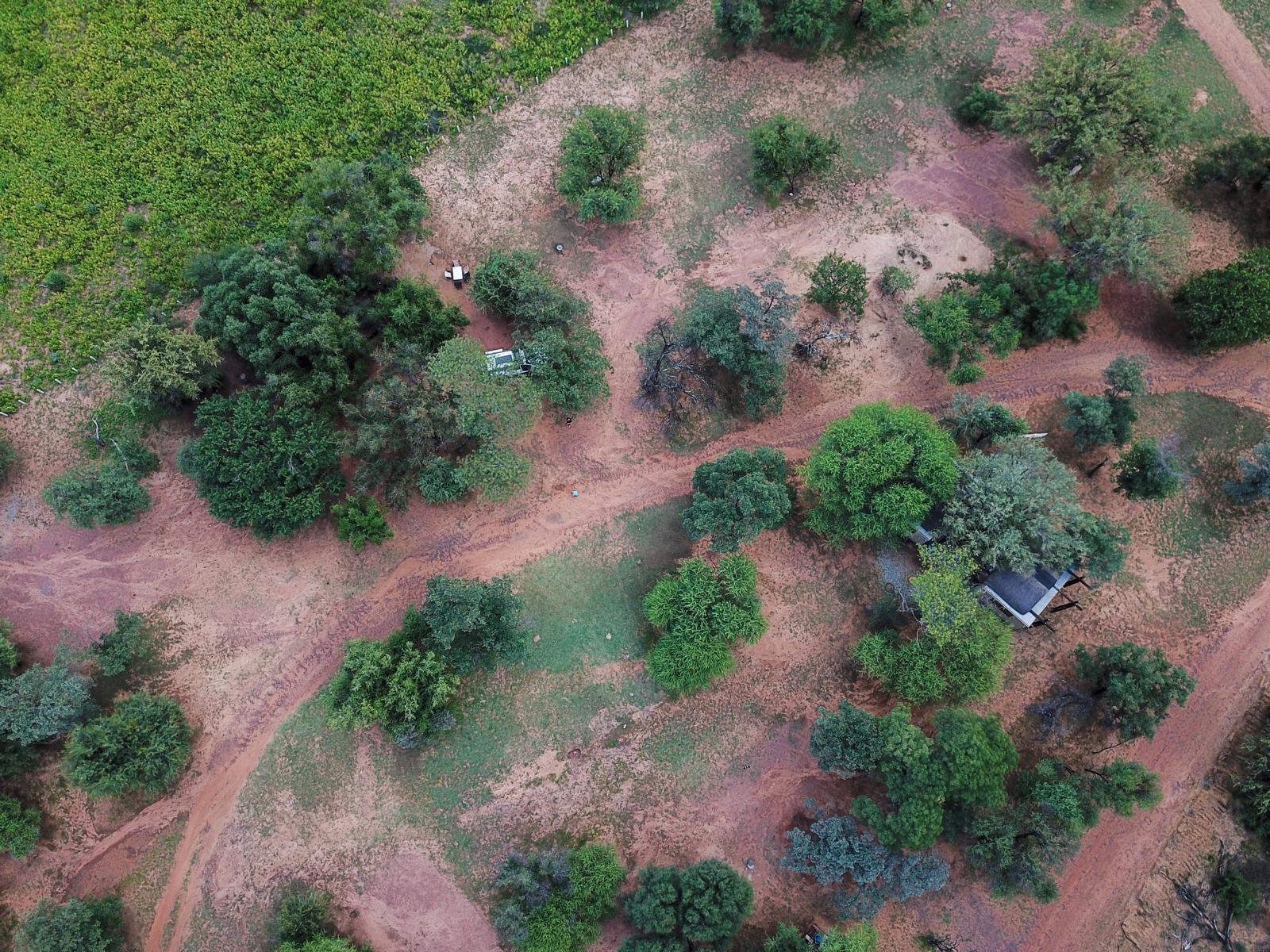 Campingplatz im Marakele Naitonal Park