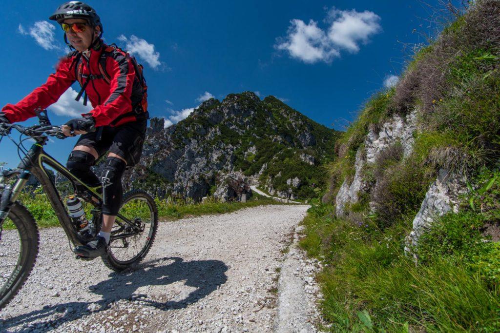 Radtour zum Gardasee