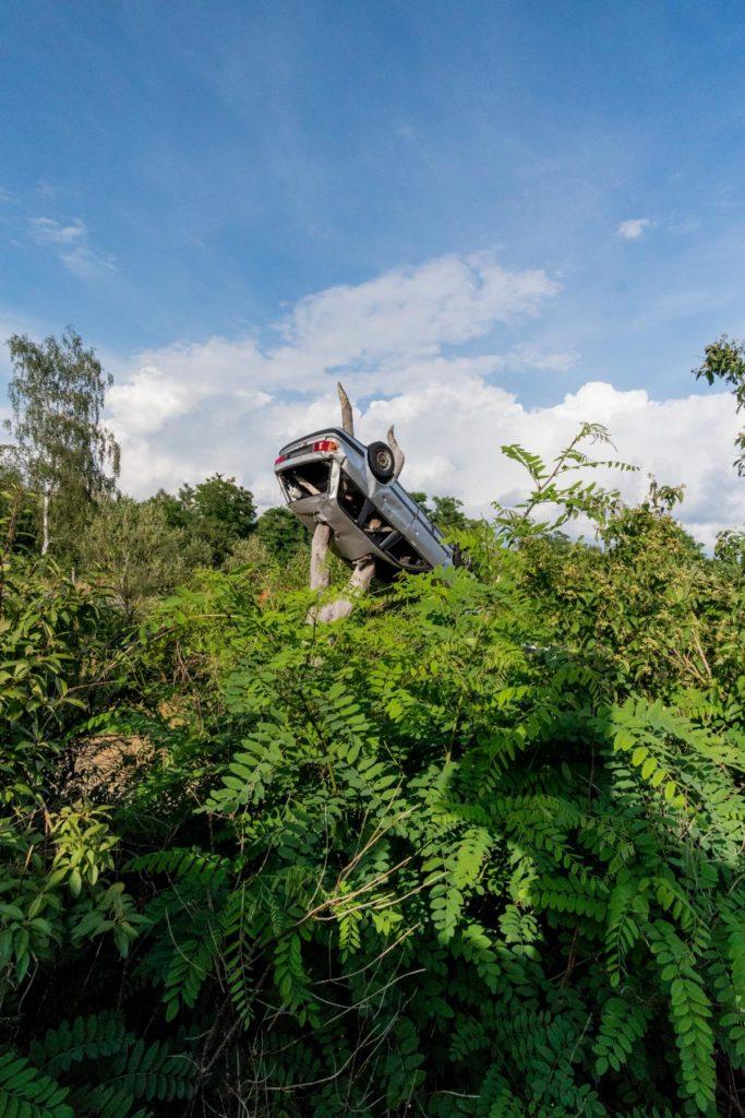 Kulturinsel Einsiedel Parkplatz 1