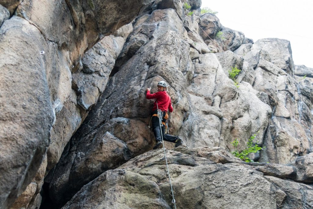 Klettern Polen