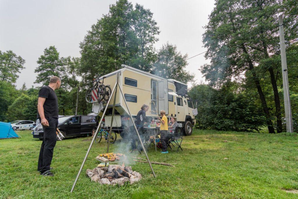 Campingplatz Brandysówka 4