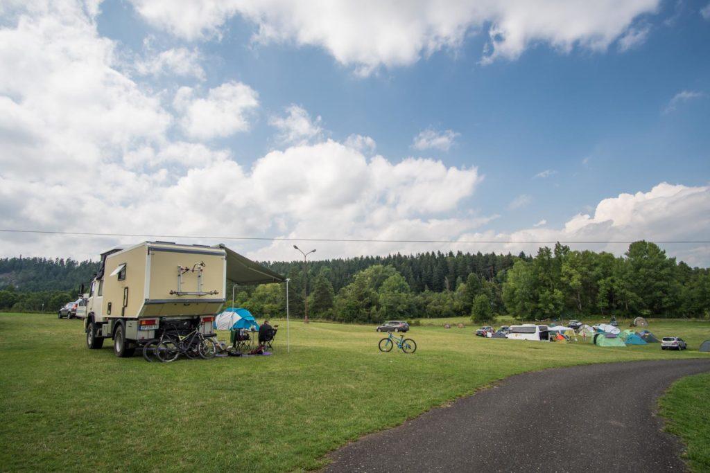 Camping Podlesok