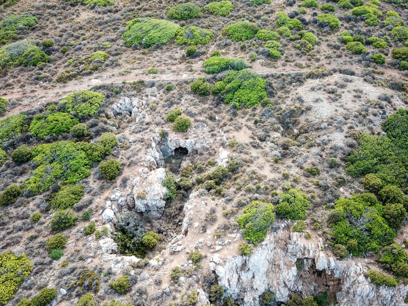 verlassene Mine