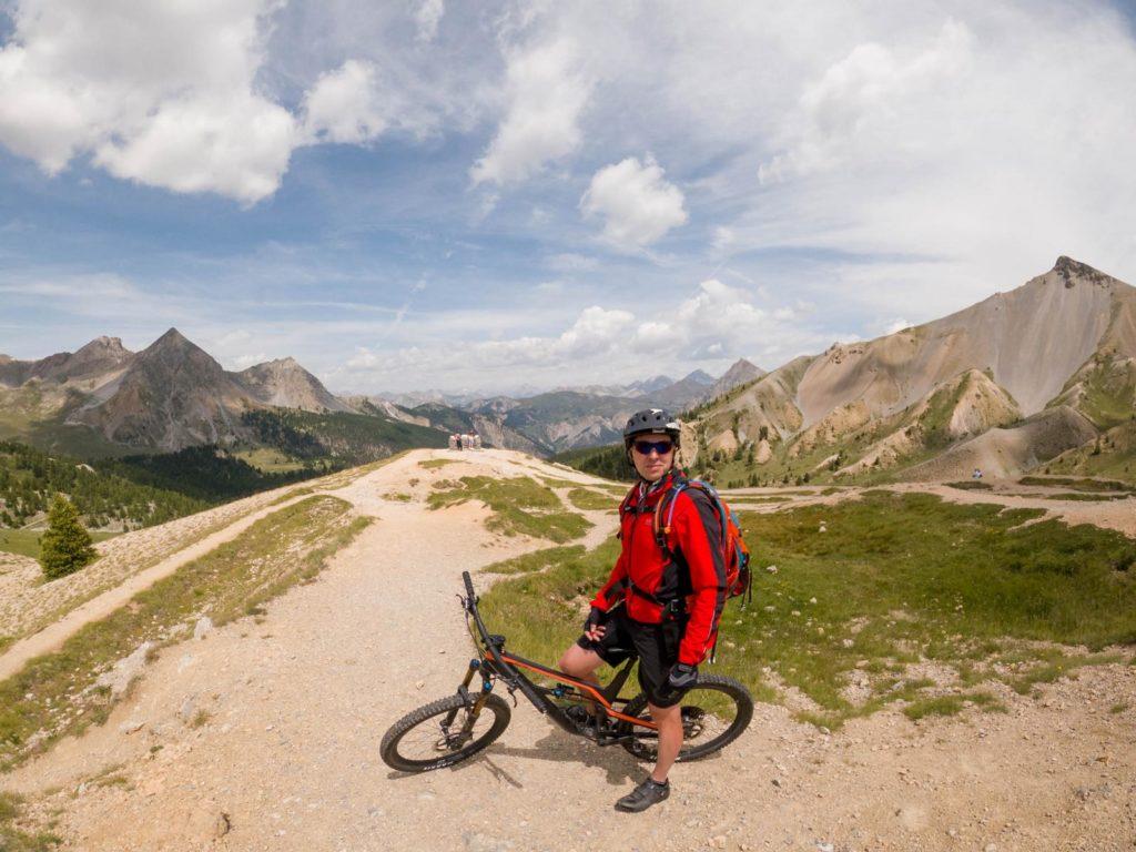 Biketour Col d'Izoard
