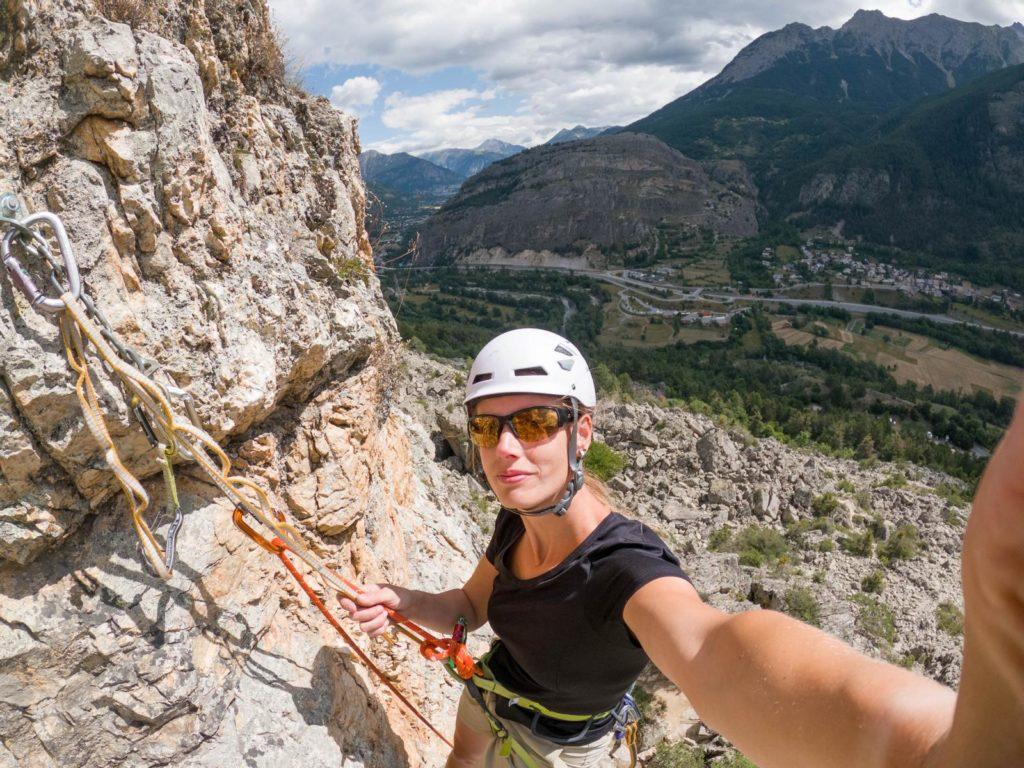 Klettern Prelles