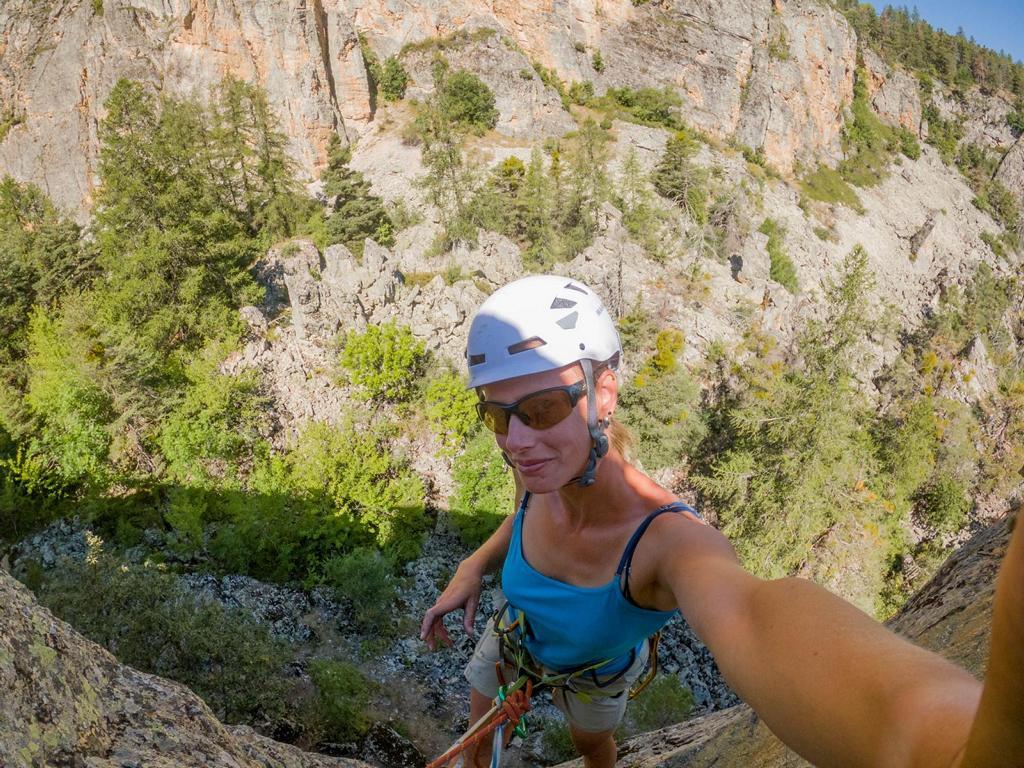 Prelles Klettern